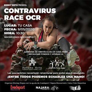 Contravirus Race